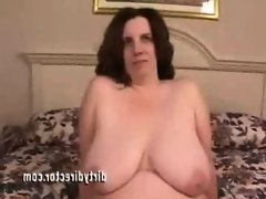 Chubby mature amateur bbw babe shows..