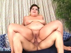 Bbw jade rose fucked hard and rough