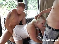 Granny lacey starr loves big cocks