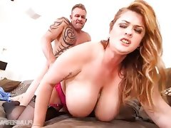 Bbw kimmie kaboom plays sex therapist..