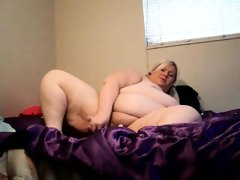 Big bbw blonde collection